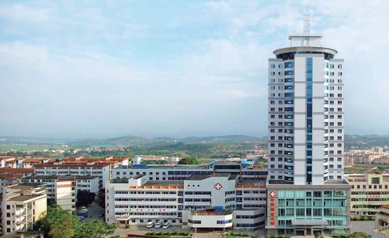 右江民族医学院附属医院烧伤整形外科
