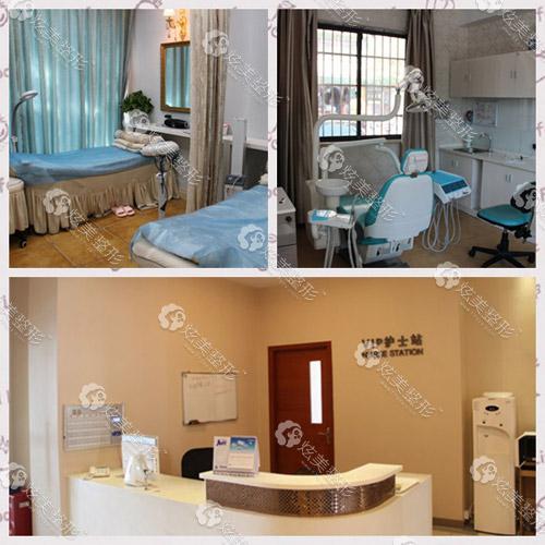 杭州时光整形医院环境