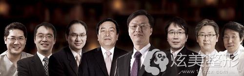 北京艺星整形医院专家团队