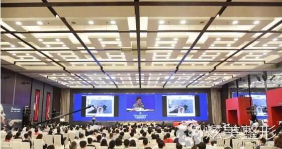 中国医师协会美容与整形医师分会鼻整形专业委员会李圣利教授致辞