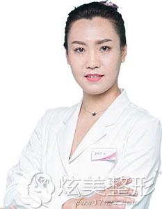 锦州医疗美容医院推荐皮肤专家孟丹丹