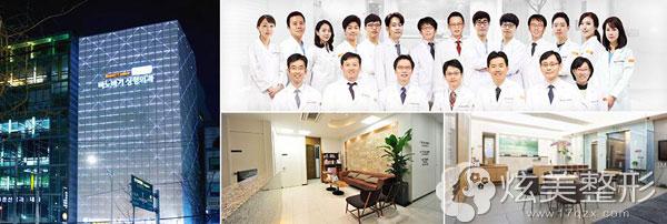 眼鼻胸失败修复韩国医院推荐巴诺巴奇