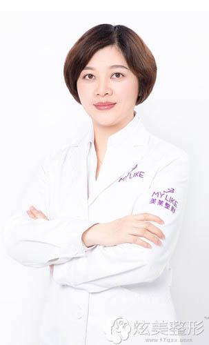 专注微整形注射的苏州美莱专家吴蓉
