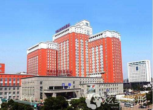 湘雅医院外景环境图