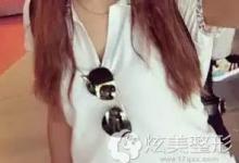 记录我在北京八大处做了曼托假体丰胸后变成性感傲娇女人