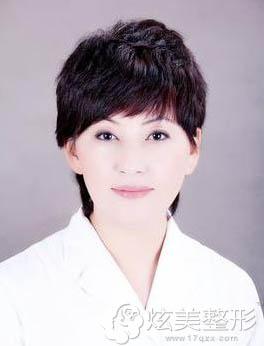 擅长激光美肤的黑龙江瑞丽专家汪奇志