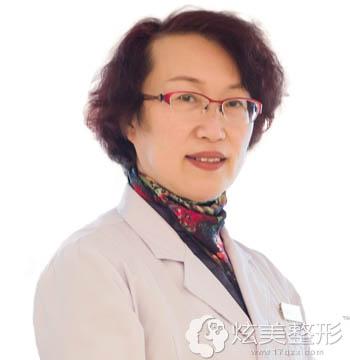 擅长激光祛斑的合肥刘大夫整形专家徐娟