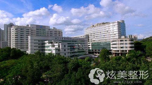公立深圳北大口腔医院环境