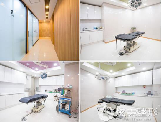 手术室环境韩国菲斯莱茵整形医院
