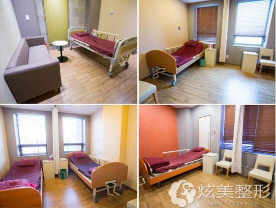 病房住宿韩国菲斯莱茵整形医院