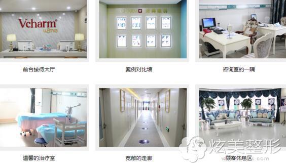 郑州华山整形医院环境