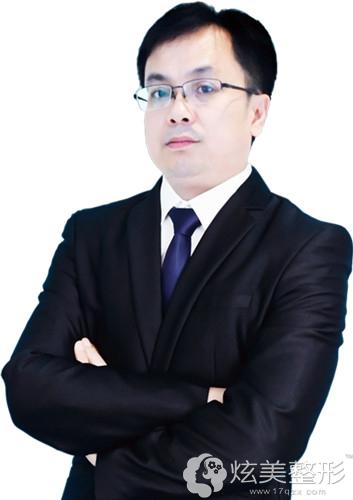 擅长激光脱毛的南宁梦想专家黄桂云