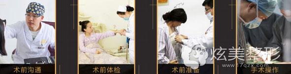 保定京都假体隆胸案例手术设计