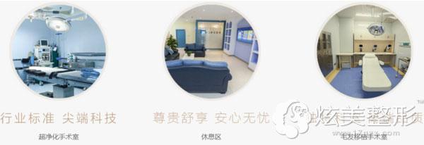 昆明王的整形美容医院环境