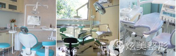 仪器设备北京维尔口腔医院