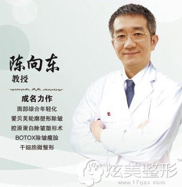 上海九院陈向东医生