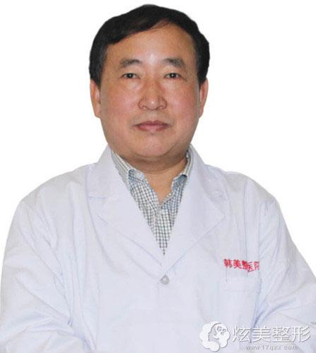 专注微整形的济宁韩美专家李开梓