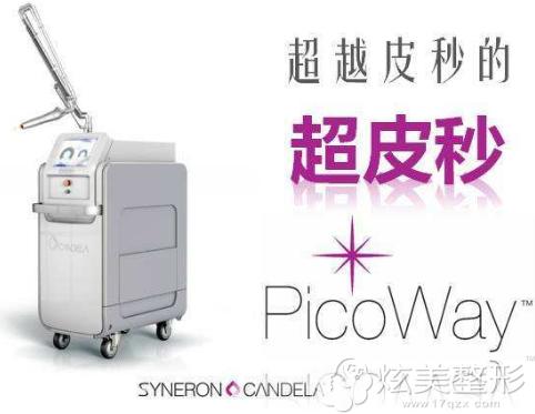 PicoWay超皮秒激光祛斑