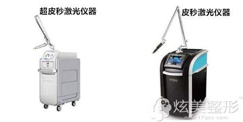 常见的两种皮秒激光仪器
