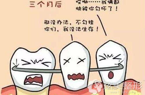 镶牙术后可能会出现的问题