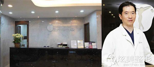 韩国eve:代表院长郑润载擅长高难度的眼角修复手术