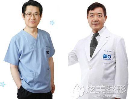 韩国BIO曹仁昌、洪星杓都可做眼角修复