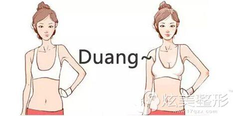 假体隆胸手术让女人更具魅力