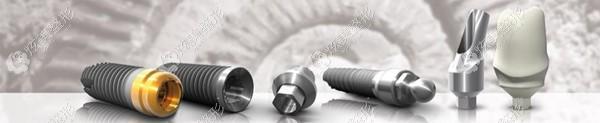 德国BEGO种植牙系统用的是内六角链接方式