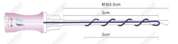 埋线提升用的是优雅斯蛋白线