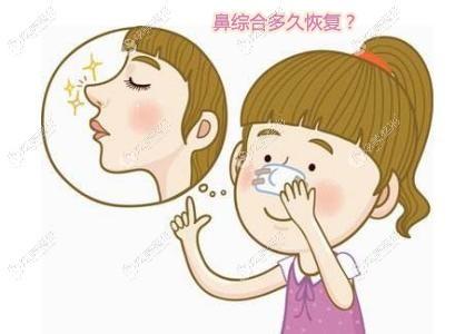 潍坊华美韩士生科+耳软骨复合隆鼻恢复图来了,20天已消肿