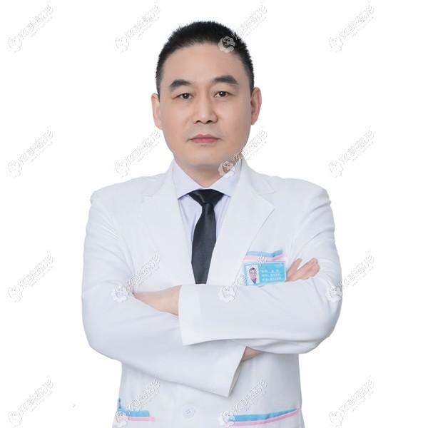 济南海峡整形赵峰医生