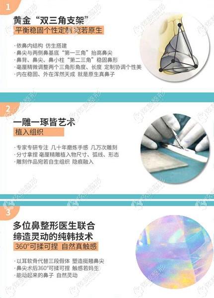 贵阳华美紫馨龙鹏辉医生做鼻子的技术