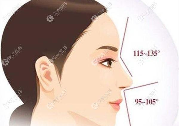 杜良军医生做的微翘鼻型