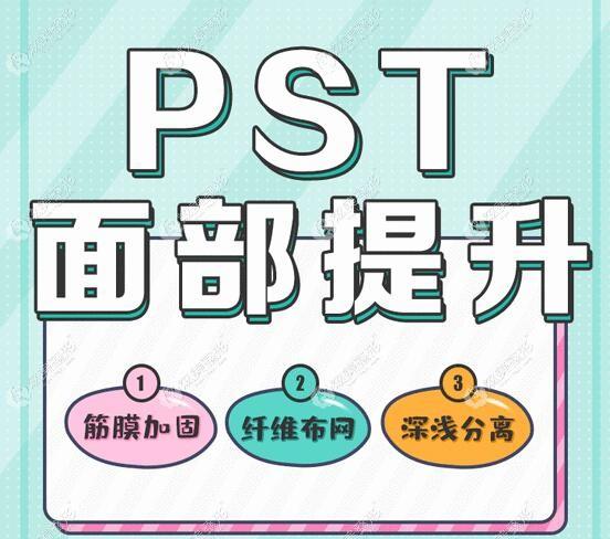 李晓东医生的PST面部提升技术